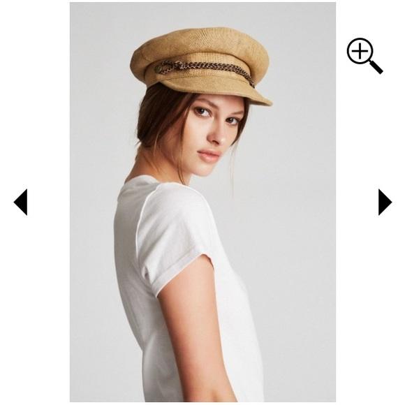 1b0794c0f2e78 Brixton Kayla straw cap hat